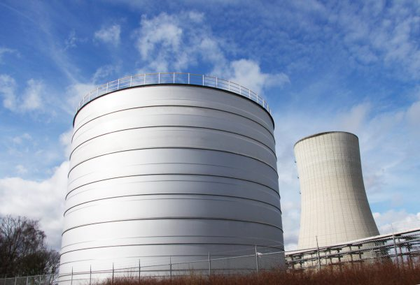 Gpi demineralized water tank