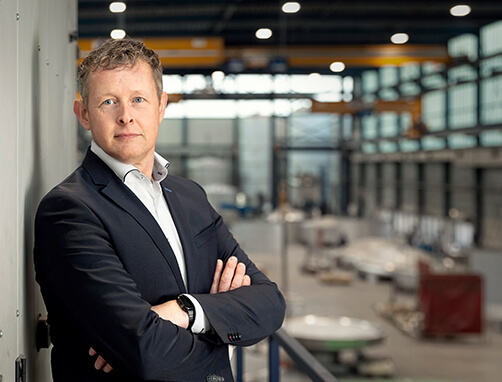 Fred Boere CEO Gpi